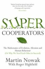 Super Cooperators by Highfield, Roger Hardback Book The Fast Free Shipping