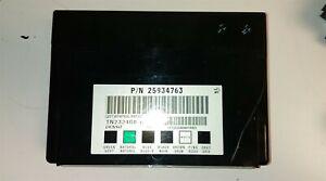 08 09 Pontiac G8 GT Holden BCM Body Control Module 25924763 2008 2009