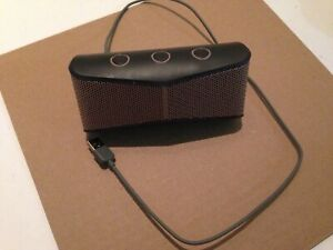 Logitech X300 Portable Mobile Bluetooth Wireless Speaker w/ USB Cable FREE SHIP!