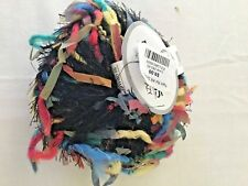 ONLINE - LINIE 285 SMASH CRAZY - BULKY WEIGHT EYELASH YARN COLOR #10