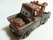 Mattel Disney Pixar Car Race Team Mater Diecast Toy Car 1:55 Loose New In Stock
