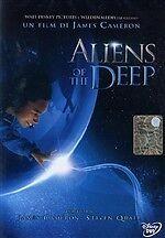Dvd - ALIENS OF THE DEEP - COME NUOVO!! (Versione vendita)