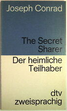 The Secret Sharer - Der heimliche Teilhaber – by Joseph Conrad – German/English