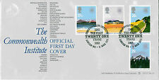 9 MARCH 1983 COMMONWEALTH DAY BRADBURY LIMITED EDITION FIRST DAY COVER SHS