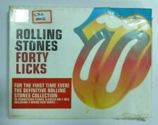 Rolling Stones Forty Licks The Definitive Rolling Stones Collection 2 Cassettess