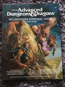 Vintage dungeons and dragons books By TSR.