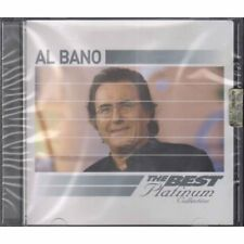 Au bano (Albano) CD The Best Platinum Collection / EMI scellé 0094639212729