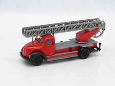 Brekina 1/87 HO - Magirus Grande Scala Feuerwehr Pompieri