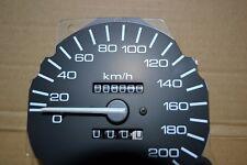 Honda Civic 92-95 EDM EG Dash 000000 Gauge Cluster Speedo Speedometer