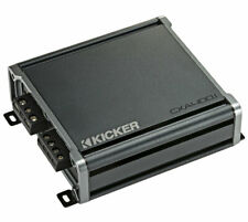 Kicker 46Cxa4001 Car Audio Class D Amp Mono 800W Peak Sub Amplifier Cxa400.1 New