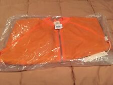 Fear of God X Pacsun Fog Collection 2 Bomber Orange Jacket Sz L Large