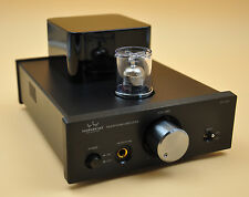 Mistral HP-509 Class A Vacuum Tube Headphone Amplifier, Preamp with USB DAC