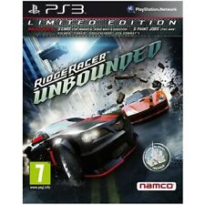 Ridge Racer Unbounded Limited Edition [NEW & SEALED] PS3 Game