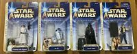 Star Wars A New Hope PRINCESS LEIA ORGANA R2-D2 DARTH VADER HAN SOLO Figures