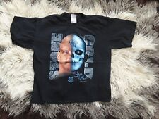 Vintage Stone Cold Steve Austin See Other Side Jackass  T-Shirt 90s XL