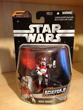 STAR WARS SHOCK TROOPER ( 11 of 14 ) SAGA COLLECTION COLLECTABLE ACTION FIGURE