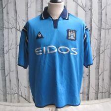 Manchester City le coq sportif Memorabilia Football Shirts (English Clubs)