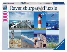 Puzzle Ravensburger Impressioni Marittime 70X50 Andrea Tilk 190713 Mare Faro New