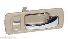 New Inside Door Handle RF TAN / FOR 1990-93 ACCORD SEDAN W/ POWER LOCKS