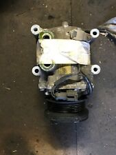 Ford fiesta air con pump compressor petrol 1.25 1.4 zetec 2002 - 2008 mk 6 mk 7