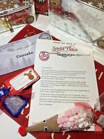 Personalised Christmas Eve Box Set - Hot Chocolate Reindeer, Food & Santa Letter