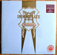 Madonna - The Immaculate Collection Blue / Gold Vinyl 2xLP New Sealed