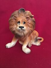 """Lion 4.5"""" tall Josef Original Excellent Condition His Face Is So Cute"""