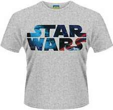 Star Wars - Space Logo T-Shirt Homme / Man - Taille / Size XL PLASTIC HEAD