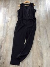 Next~Black~Special Occasion/Christmas~jumpsuit size 16~Worn Once!