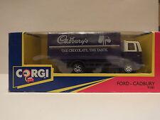 CORGI 91081 FORD TRUCK-Cadbury 's-il cioccolato al gusto