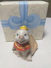 Disney thun Dumbo coccinella 10 cm completo con scatola introvabile