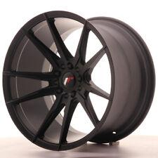 Japan Racing JR21 Alloy Wheel 19x11 - 5x114.3 / 5x120 - ET25 - Matt Black