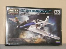 87005 Forces of Valor Unimax 1 72 Echelle U.s. P-51d Mustang