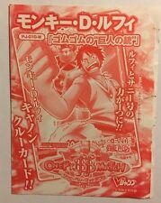 One Piece OnePy Berry Match W Promo PJ-010-W -