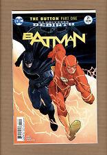 BATMAN #21 THE BUTTON INTERNATIONAL VARIANT COVER NM/MT