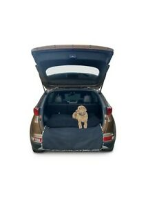 QVC Cozee Paws Cozee Home Car Boot Dog Bed with Waterproof Mat, Black, New
