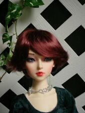 "Doll Wig, Monique Gold ""Roxie"" Size 6/7 - Burgundy"