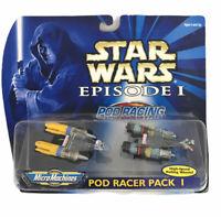 Star Wars Micro Machines Podracer Pack UPC 047246665310 Hasbro