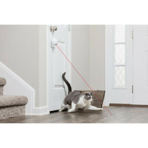 Petsafe Cat Kitten Laser Chase Play Home Alone Toy - Dancing Dot Laser Toy