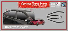 Smoke Weathershield Weather Shield 6pcs for April/2015 ~ 2017 Toyota Camry Sedan