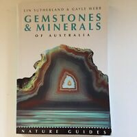Gemstones & Minerals of Australia by Lin Sutherland - Nature Guides PB 2007