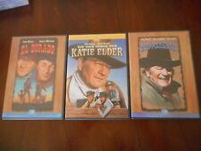 JOHN WAYNE El Dorado Der Marshall Die Vier Söhne Der Katie Elder 3 DVDs