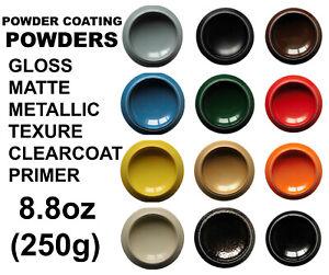 Powder Coating Powder 8.8oz/250g High quality RAL colors