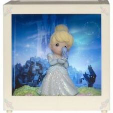 Disney Precious Moments 164111 Cinderella Shadow Box New & Boxed