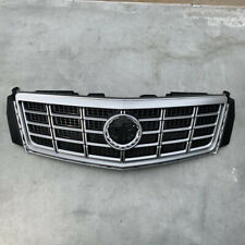 Radiator Front Bumper Upper Grille Vent Grid For Cadillac XTS 2013-2017 2014 15