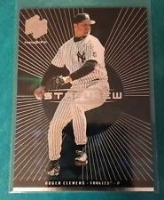 1999 UPPER DECK HOLOGRFX ROGER CLEMENS STARVIEW #5 YANKEES RED SOX ASTROS  NY