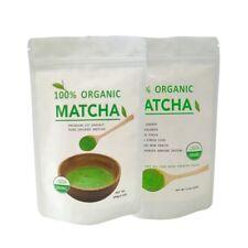 Organic Matcha Green Tea Powder 100% Pure Natural Premium Grade UK Seller