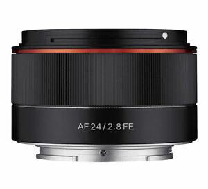 Samyang AF 24mm 2.8 FE für Sony E-Mount Einzelstück #9828