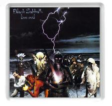 Black Sabbath Album cover coaster