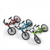 Skate Finger Bike Mini Skateboard Die Cast Set Deck Toy Child Kid Wheel Gifts